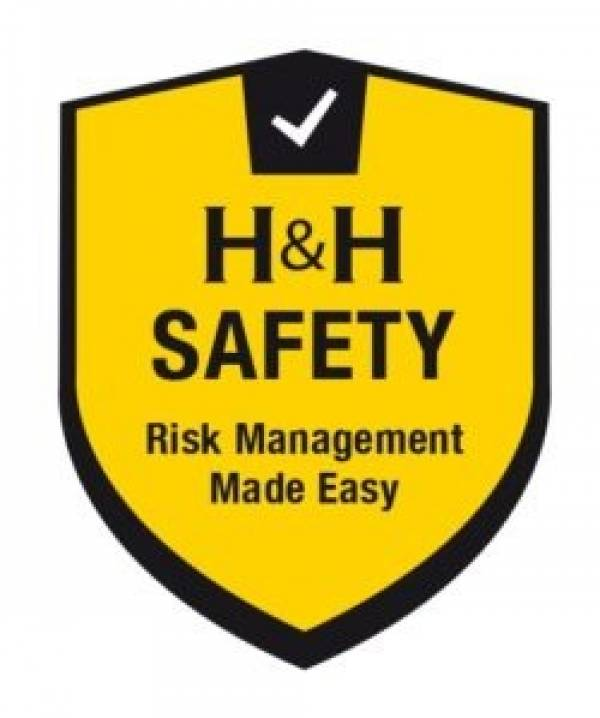 H&H Safety Logo