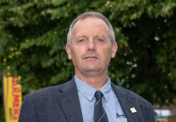 Phil Stocker, Chief Executive National Sheep Association