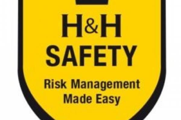 H&H Safety Logo