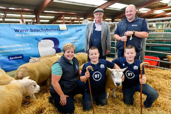 Beltex Reunion for Farmers and H&H staff